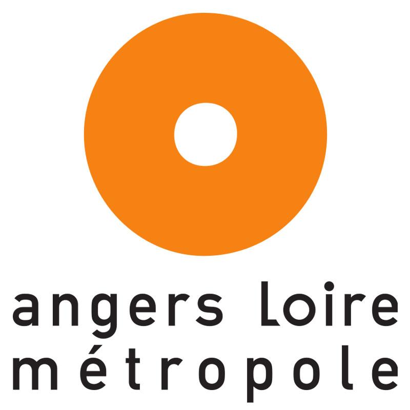 Logotype Angers Loire Métropole