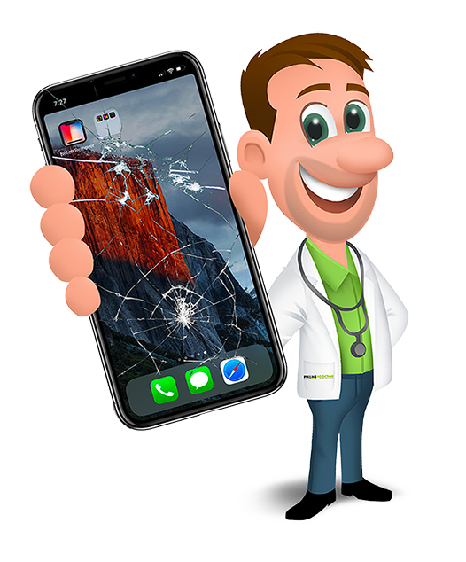 Phone Doctor Smartphone Angers
