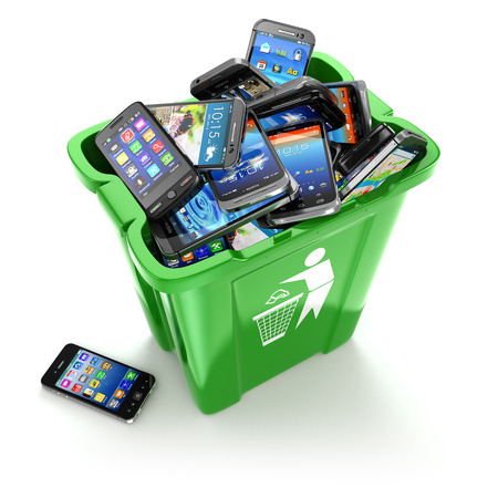 recyclage smartphone Angers
